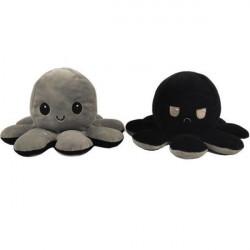 Chobotnica čierno-sivá