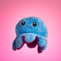 Chobotnice modro-fialová