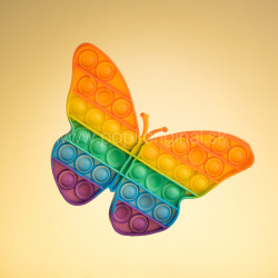 Pop It - motýl duhový