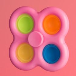 Fidget Spinner - růžový